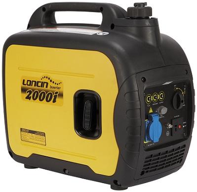 produktbilde strømaggregat Loncin 2000